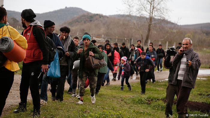 миграционный план ЕС не работает понаехали нелегальные иммигранты