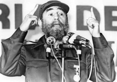 не стало Фиделя Кастро — последнего революционера