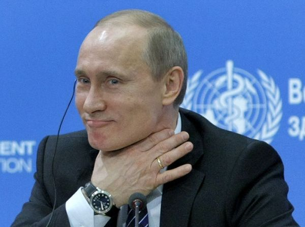 Путин исключил жесткие ограничения в России из-за коронавируса