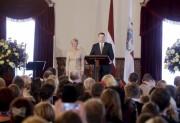 Latvija Prezident Vejonis не доволен увеличением депутатов
