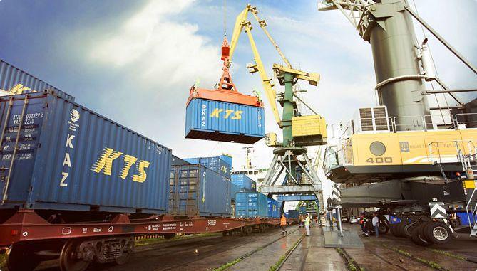 Отмена санкций США против Латвии — порта в Вентспилсе