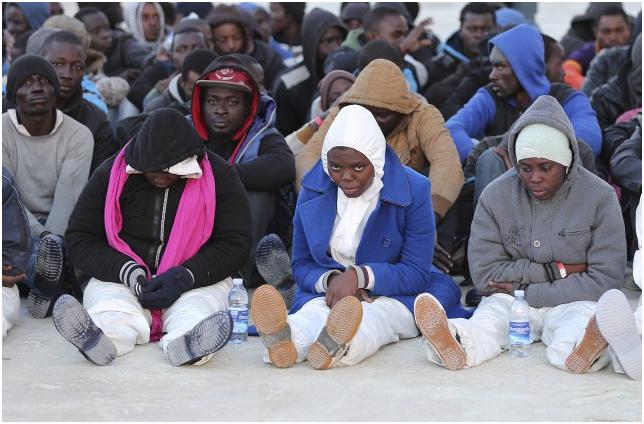 Моразмы крепчают: предложены центры высылки мигрантов