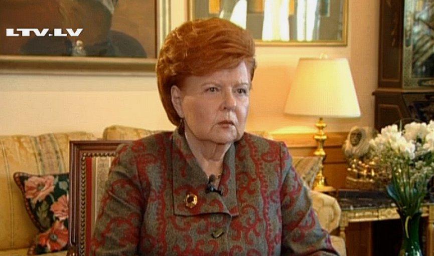 Фрейберга: Латвии нужно еще поработать над судебной реформой