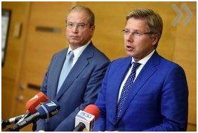 """Нил Ушаков и предвыборная программа Согласие """"Saskaņa"""""""