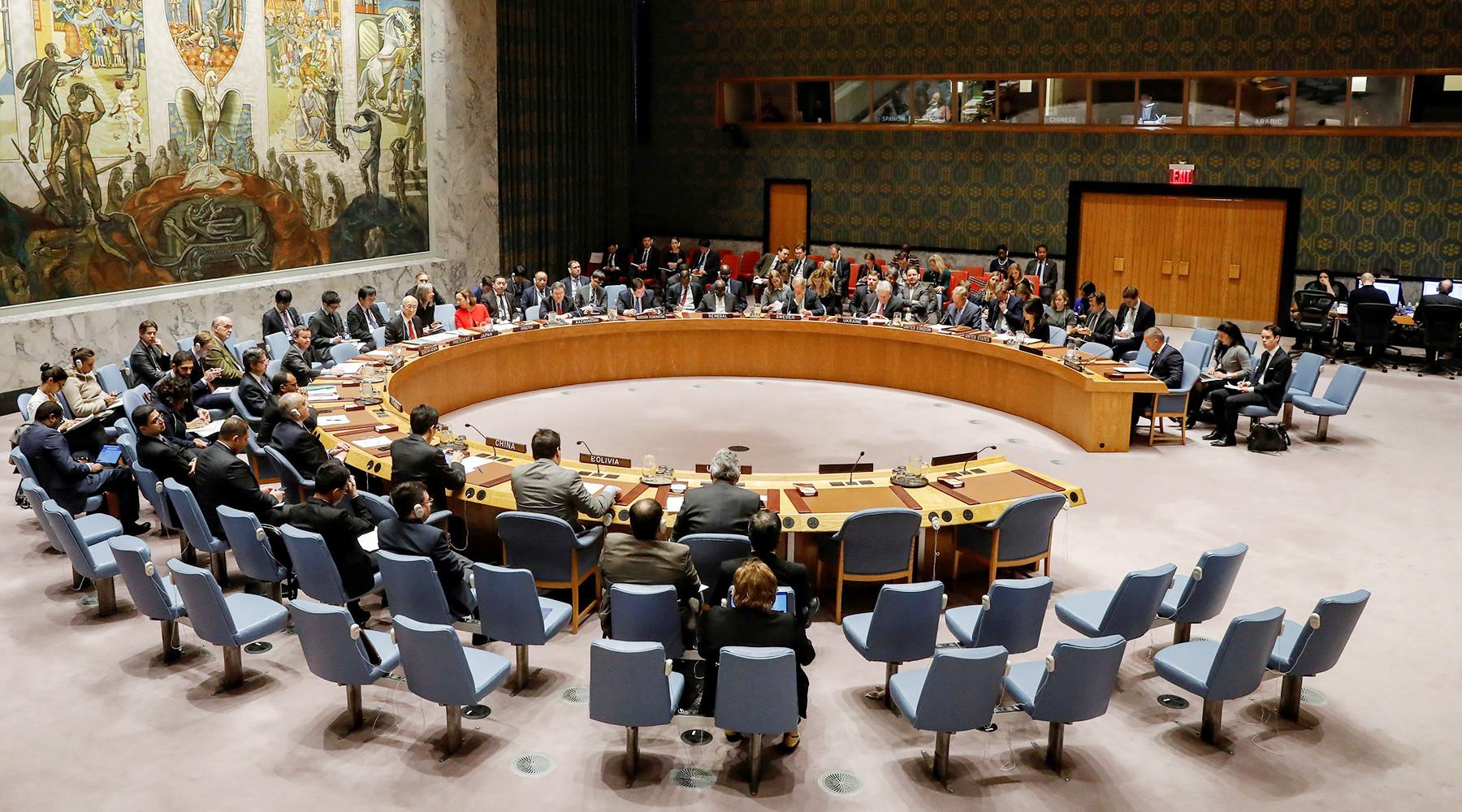 Дипломатия Трампа терпит фиаско в ООН