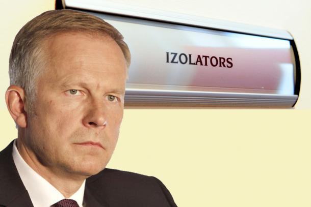 Президенту Банка Латвии Илмарсу Римшевичсу