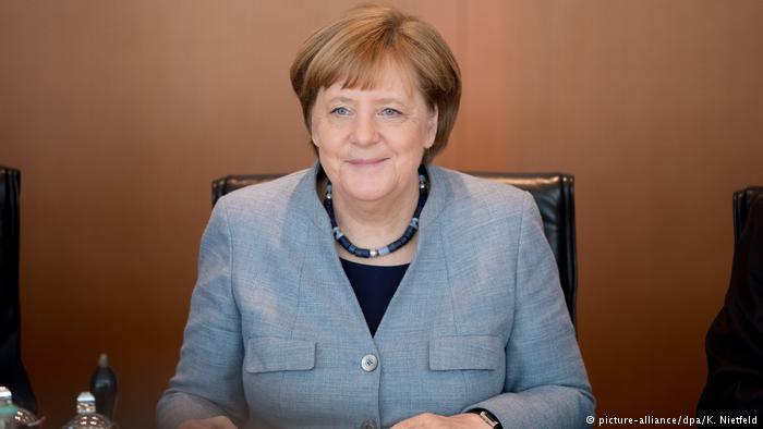 Меркель официально объявила, о, своём уходе
