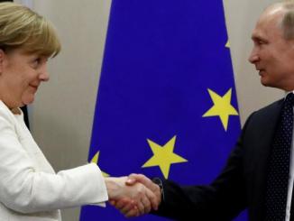 Европа встречает Путина_Euronews_тролят встречу
