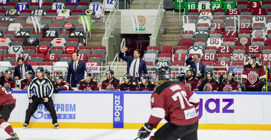 Rīgas «Dinamo» uz pārbaudes spēlēm Krievijā