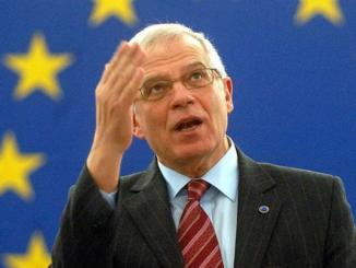 глава дипломатии ЕС Жозеп Боррель приехал в Россию