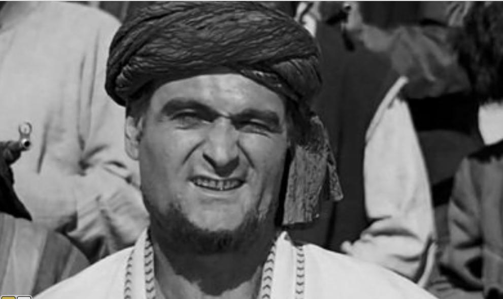 """Умер Абдула из фильма """"Белое солнце пустыни"""""""