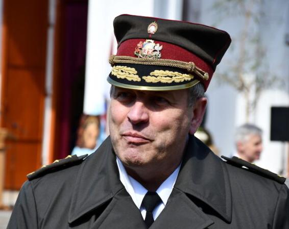 Латвия: Где командующий? -Командует и отдаёт приказ вакцинироваться военным до 01 августа 2021года