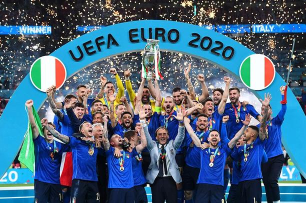 11.07.2021г. Чемпионат Европы-2020. Финал Италия – Англия