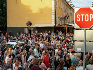 Акции протеста:  народ Латвии против обязанности вакцинироваться
