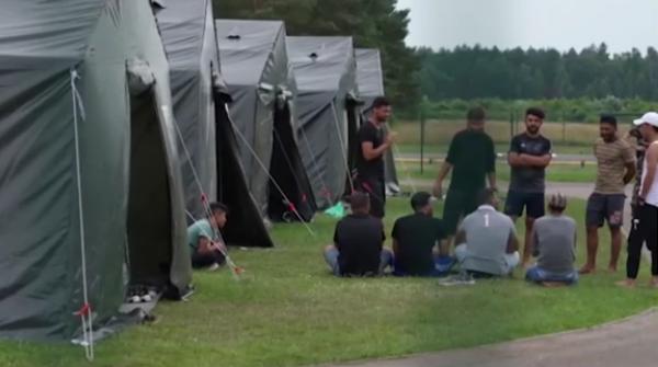 Латвийско-бермудский треугольник для беженцев 2021.08 пропало около 100 человек