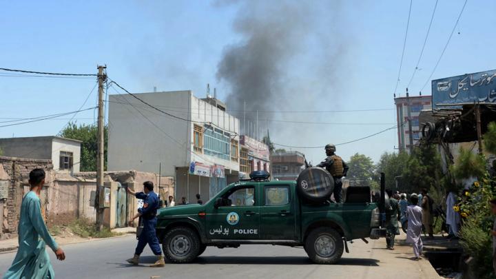 Захват Кабула Афганистана движением «Талибан» был стремительным и бескровным
