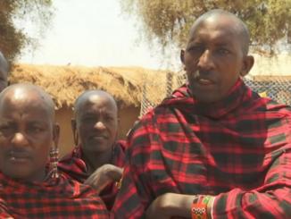 В Африке Масаи заподозрили в вакцинации неладное, в Латвии нет