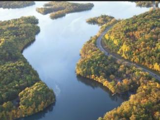 Катаклизм: река Миссисипи потекла назад
